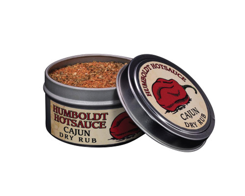 Humboldt Cajun Dry Rub Seasoning