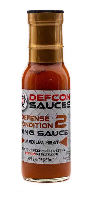 Defcon Sauces / Defense Condition #2 Wing Sauce