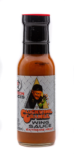 Defcon Sauces / Orange Wing Sauce