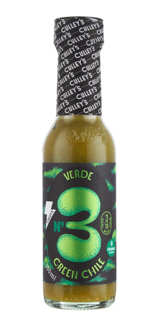 Culley's / Verde Green Chile Hot Sauce #3