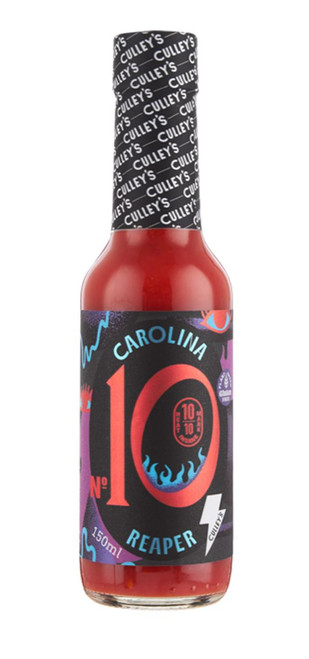 Culley's / Carolina Reaper Hot Sauce