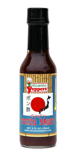 Volcanic Peppers / Spicy Ponzu Sauce