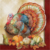 Traditions of Thanksgiving 16 Ct Lunch Napkins 3 Ply