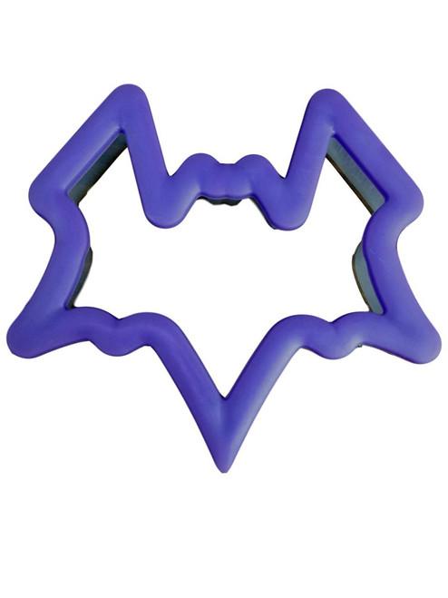 Halloween Comfort Grip Bat Cookie Cutter Wilton Plastic