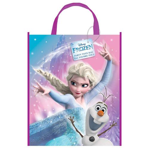 "Frozen Loot Favors Large Party Tote Bag 13"" x 11"""