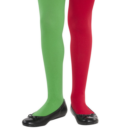 Child Elf tights, shoes not included