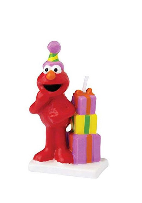 Elmo Sesame Street Candle Party Wilton Cake Topper