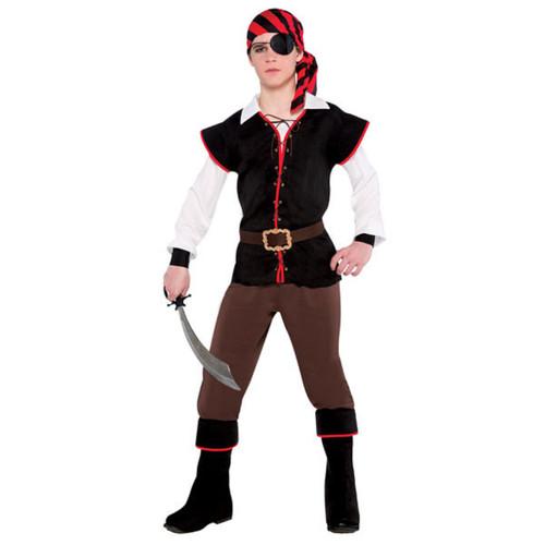 Pirate Rebel Of The Sea Boys XLarge XL 14 - 16