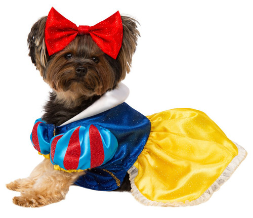Rubies Snow White Medium Dog Pet Costume