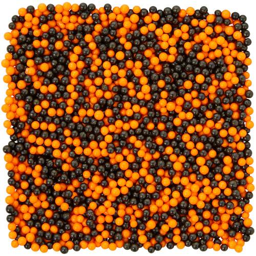 Halloween Nonpareils Sprinkles Mix 4.65 oz Decorations Wilton