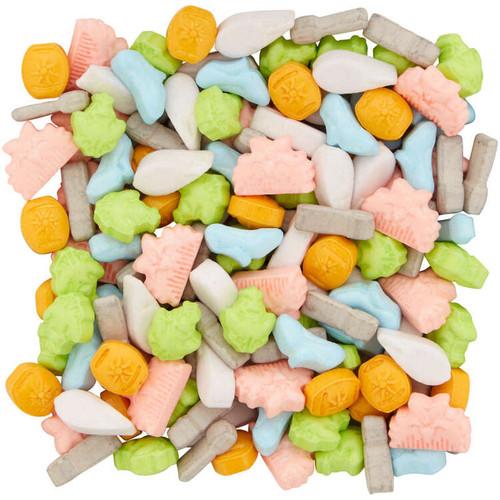 Princess Icon Sprinkles Candy Decorations Wilton 1.5 oz.