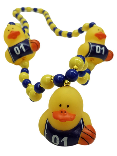 Basketball Ducks Mardi Gras Beads Necklaces Party Favors