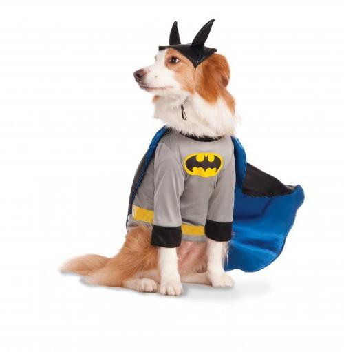 Big Dogs Batman XXL Rubies Pet Shop Costume Large Dog 2X