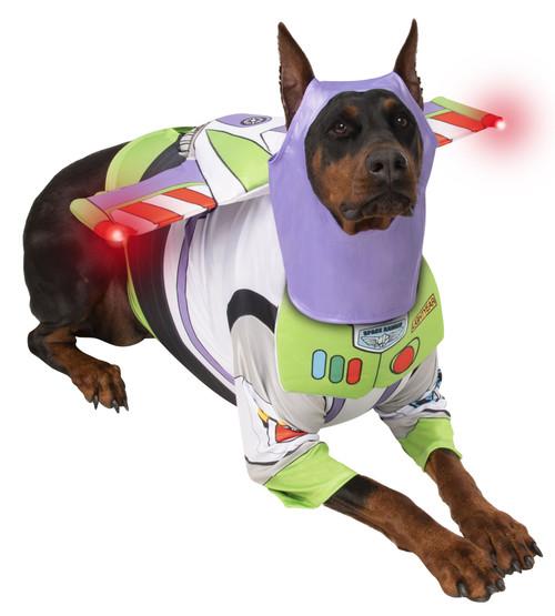 Big Dogs Buzz Lightyear Toy Story XXL Rubies Pet Shop Costume Dog 2X