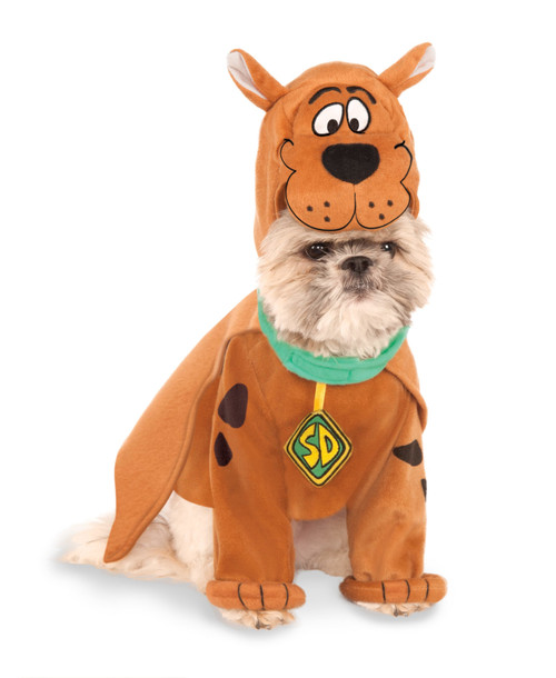 Scooby Doo! Medium Dog Costume Rubies Pet Shop