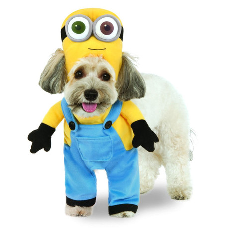 Minion Bob Arms XSmall Dog Costume Rubies Pet Shop XS
