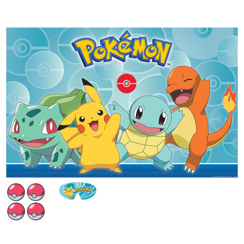 Pokemon Classic Party Game 8 Players