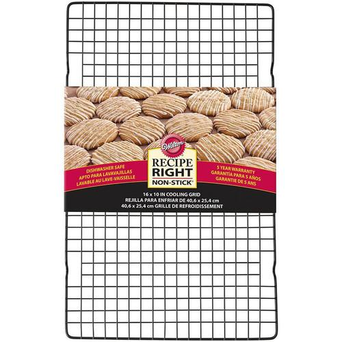 Recipe Right Non-Stick Cooling Grid, 16 x 10-Inch Wilton