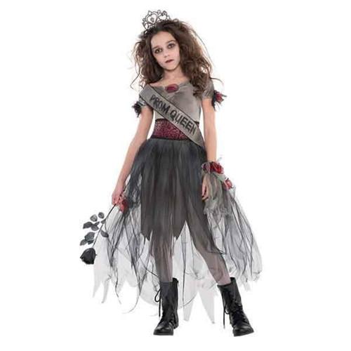 Prom Corpse Costume Girls Small 4 - 6