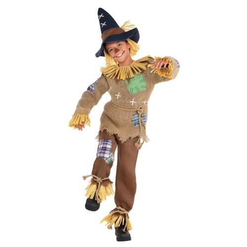 Scarecrow Boys Small 4 - 6 Costume