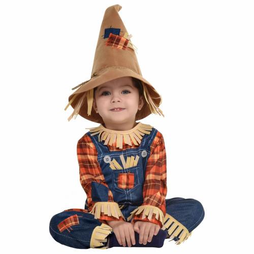 Tiny Scarecrow Infant Boys 6-12 Months Costume