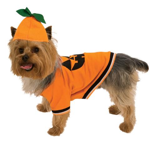 Pumpkin XSmall Dog Costume Rubies Pet Shop XS