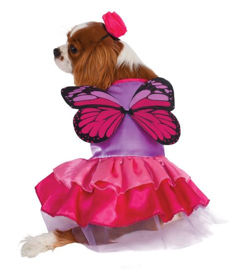 Fairy Pixie Pup Pink Purple XS Rubies Pet Shop Dog Costume Xsmall