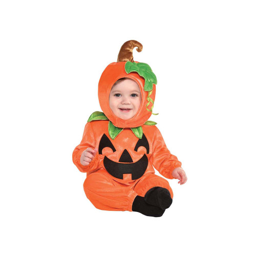 Cute As A Pumpkin Costume Infant 6-12 Months