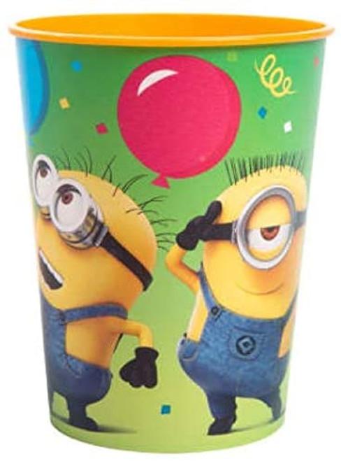 Despicable Me Minions Plastic 16 oz Favor Cup