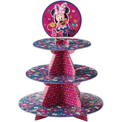 Minnie Mouse Treat Stand 25 Cupcake Holder Centerpiece Wilton