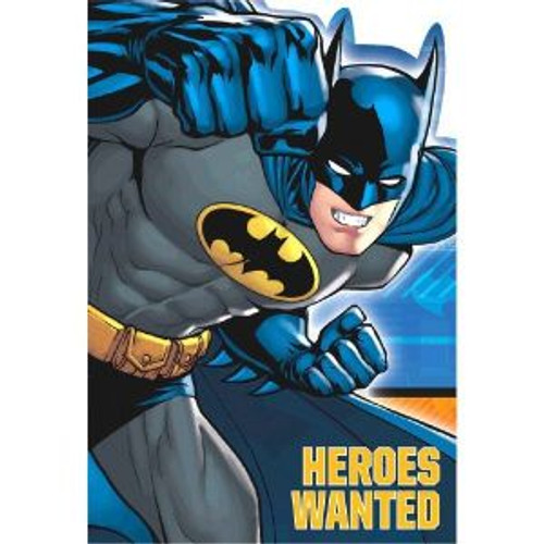 Batman Birthday Party 8 Invitations Envelopes Seals Save the Dates