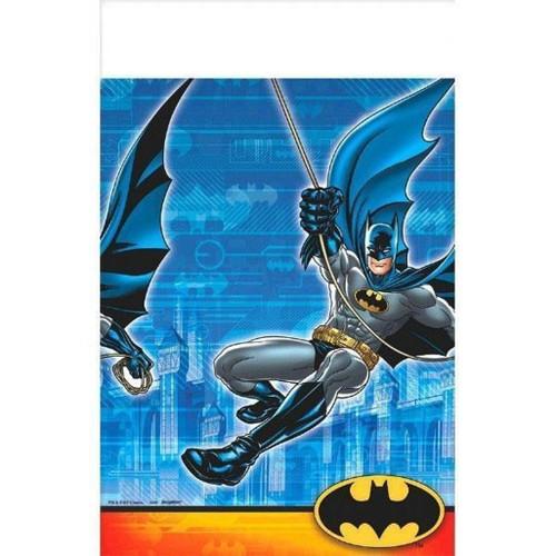 Batman Birthday Party Tablecover 54 x 96