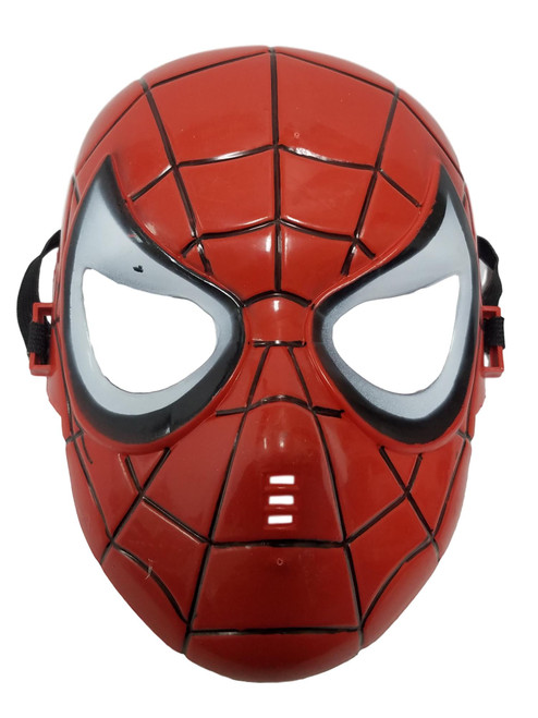 Spiderman Red Amazing Halloween Party Masquerade Mask