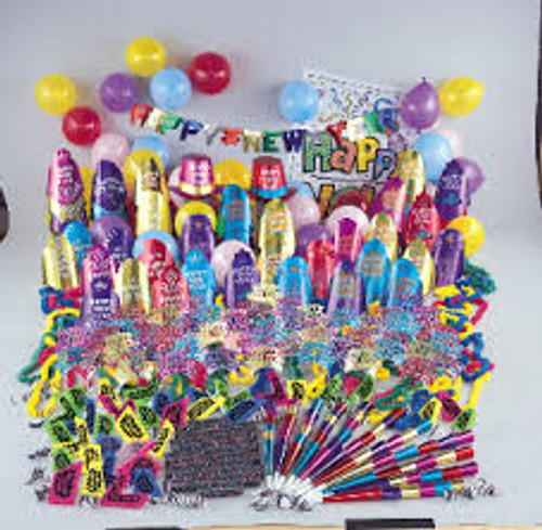 Century Party Kit For 100 New Years Eve Celebration