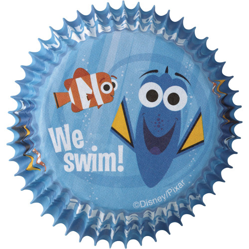 Finding Dory 50 Baking Cups Party Supplies Cupcakes Liners