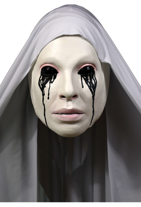 Trick or Treat Studios American Horror Story Asylum Nun Mask White
