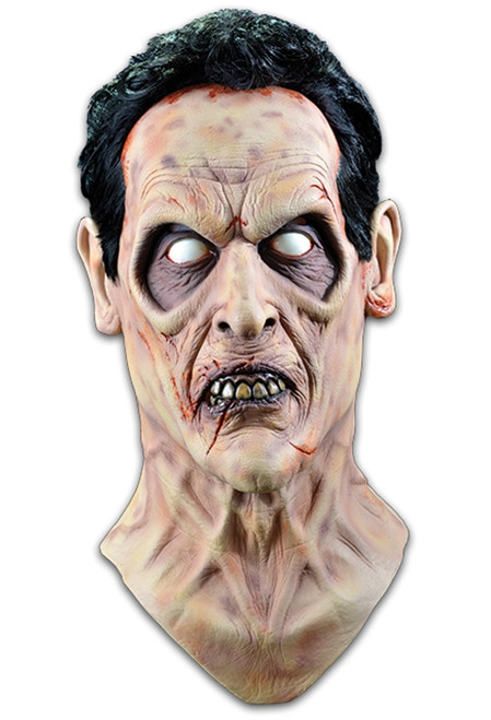 Trick or Treat Studios Evil Dead 2 Evil Ash Latex Mask