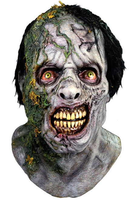 Trick or Treat Studios Walking Dead Tree Moss Walker Face Mask Latex