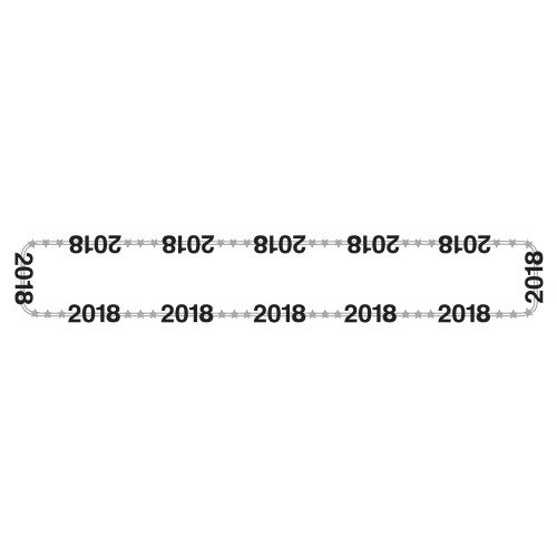 2018 Favor 12 Bead Necklaces New Years Eve Graduation Black