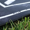 Drone XL closeup on grass to provide a level, flat and safe place to use your drone/rc helicopter.