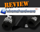 XtremeHardware reviews XTracGear Carbonic, Ripper and Ripper XXL gamer mats
