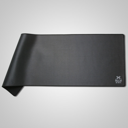 Carbonic XXL desk mat... add some awesome to your desktop by XTracGear.