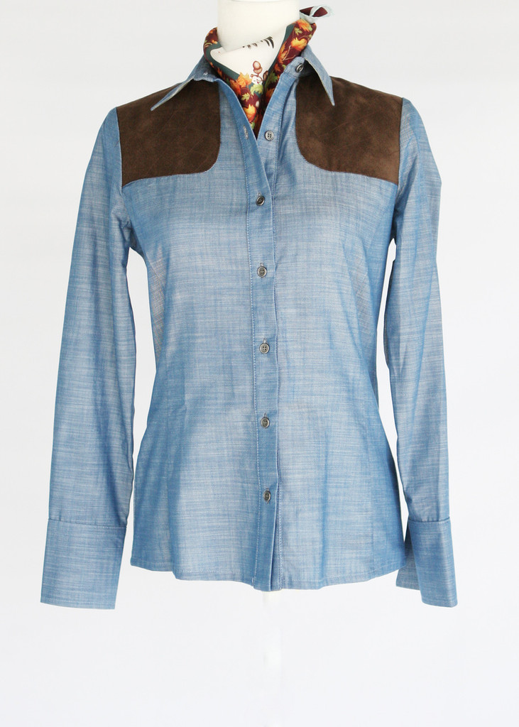 Piper Shooting - Chambray