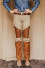 McKenna Quinn Upland Pants in Dark Khaki