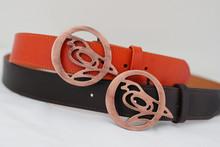 McKenna Quinn Chocolate Belt