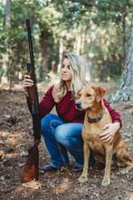 McKenna Quinn Maroon Shooting Sweater
