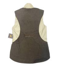 McKenna Quinn Hunting Vest in Khaki