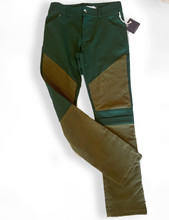 Upland Pants Hunter Green and Brown
