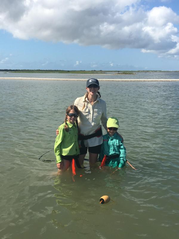 Wade Fishing the Texas Coast