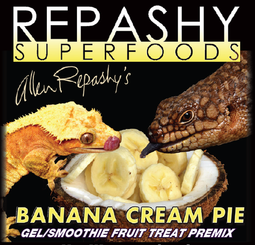 Repashy Banana Cream Pie 3oz. Jar